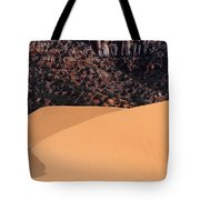 Coral Pink Sand Dunes Tote Bag