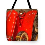 Cord Automobile  Tote Bag