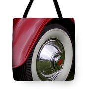Cord Fender Tote Bag