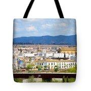 Cordoba Cityscape In Spain Tote Bag