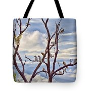 Corella Tree Tote Bag