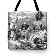 Corinth: Grave Robbers Tote Bag