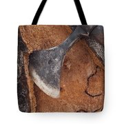 Cork Oak Quercus Suber Bark Tote Bag