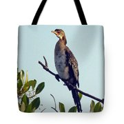 Cormorant Tote Bag