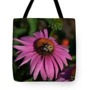 Corn Flower Tote Bag