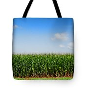 Corn Row Tote Bag