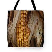 Corn Stalks Tote Bag