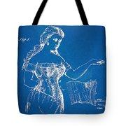 Corset Patent Series 1877 Tote Bag