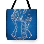 Corset Patent Series 1894 Tote Bag