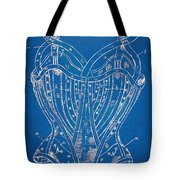 Corset Patent Series 1905 French Tote Bag