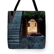 Corte Della Comare Tote Bag by Heiko Koehrer-Wagner