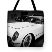 Corvette 55 Convertible Tote Bag