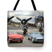 Corvette Club 01 Tote Bag