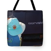 Corvette Crier Tote Bag