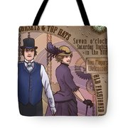 Cosets And Top Hats Tote Bag