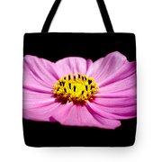 Cosmia Pink Flower Tote Bag