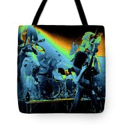 Cosmic Derringer Electrify Spokane 2 Tote Bag