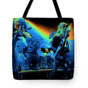 Cosmic Derringer Electrify Spokane Tote Bag