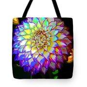 Cosmic Natural Beauty Tote Bag