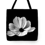 Cosmo Black And White Tote Bag