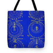 Cosmological Models Tote Bag by Science Source