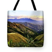 Costa Rica Rolling Hills 1 Tote Bag
