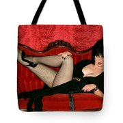 Costumed Tote Bag