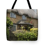 Cotswold Thatched Cottage Tote Bag