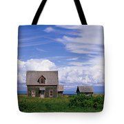 Cottage At Bay Of Chaleur Tote Bag