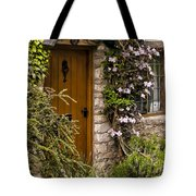 Cottage At Castle Combe Tote Bag