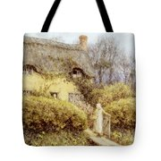 Cottage Near Freshwater  Tote Bag