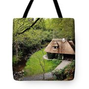 Cottage Ornee Tearoom, Kilfane Glen, Co Tote Bag