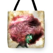 Cotton Candy Anyone Tote Bag