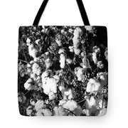 Cotton Classic B And W Tote Bag