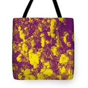 Cotton Golden Southwest Tote Bag