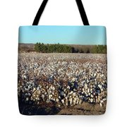Cotton Landscape Protected 01 Tote Bag