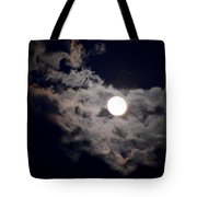 Cotton Moonlight Tote Bag