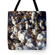 Cotton The Thread That Binds Tote Bag