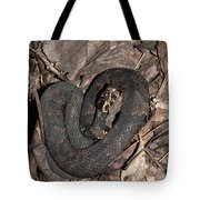 Cottonmouth Tote Bag