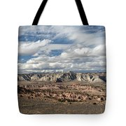 Cottonwood Canyon Badlands Tote Bag