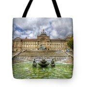 Council House And Victoria Square - Birmingham Tote Bag