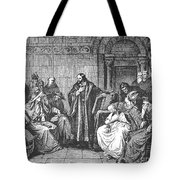 Council Of Constance, 1414 Tote Bag by Granger