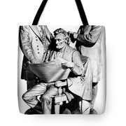 Council Of War Tote Bag by Granger