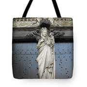 Count Your Blessings- St Mary Of Brugge- 01 Tote Bag