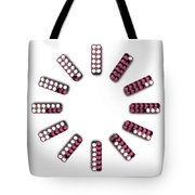 Counting Eggs Tote Bag