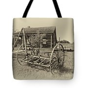 Country Classic Antique Tote Bag