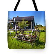 Country Classic Paint Filter Tote Bag