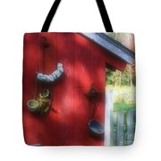 Country Decorating Tote Bag