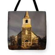 Country Faith Tote Bag