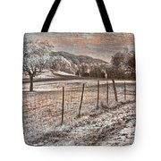 Country Lane Tote Bag